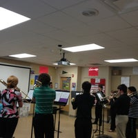 Photo taken at Apopka High School by John L. on 2/9/2013