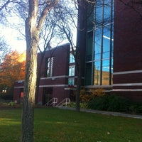 Photo taken at Binghamton High School by Bryan S. on 10/16/2012