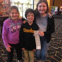 Photo taken at Regal Cinemas Crown Center 14 by Jennifer S. on 1/22/2017