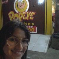 Photo taken at Popeye Lanches by Karolina T. on 9/15/2013