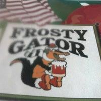 Photo taken at The Frosty Gator by Brandon P. on 2/19/2013