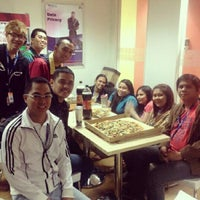 Photo taken at HGS, 8F 1880 Bldg., Eastwood City by Ralph M. on 5/2/2013