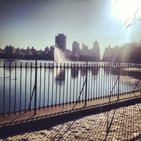 Photo prise au Jacqueline Kennedy Onassis Reservoir par Adam K. le2/13/2013
