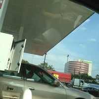 Photo taken at Oxxo Gas by Cecilia on 9/29/2012