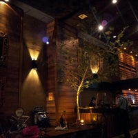 Photo taken at Coco Bambu Pizzaria & Cozinha by Sydney M. on 9/22/2012