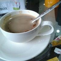 Photo taken at Love Coffee Café by Zulhairi Z. on 3/9/2013