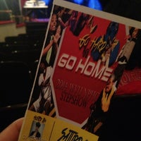 Photo taken at Metropolitan Theatre by Jessica H. on 4/12/2014
