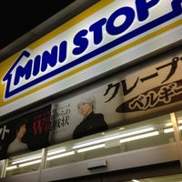 Photo taken at ミニストップ 成田吉倉店 by arjin on 10/29/2012