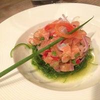 Photo taken at Hansa Restaurant by arjin on 6/11/2013