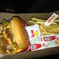 Photo taken at In-N-Out Burger by Jason B. on 4/22/2013