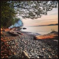Photo taken at Wreck Beach by Dana on 4/26/2013