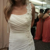 Photo taken at David's Bridal by Theresa K. on 1/20/2013