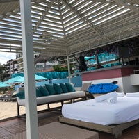 Foto tomada en Mantamar Beach Club por Matthew O. el 7/2/2017