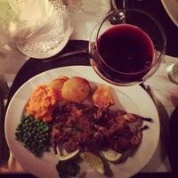 Photo taken at Wombles Steakhouse by Eran E. on 8/14/2014