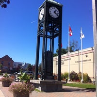 Photo taken at Bradford, Ontario by Michael B. on 9/8/2014