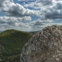 Photo taken at Tündér-szikla by Kata M. on 4/17/2017