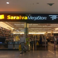 Photo taken at Saraiva Megastore by Lana L. on 3/21/2013