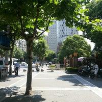 Photo taken at China Merchants Bank by Андрей W. on 7/15/2013