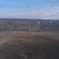 Photo taken at Станція «Моринці» by Андрей W. on 4/2/2013