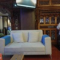 Photo taken at Pandanaran Hotel Semarang by sansan m. on 7/19/2014