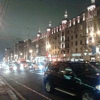 Снимок сделан в Тверская улица пользователем Анастасия А. 11/1/2012