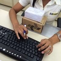 Photo taken at Correios by Airton J. on 9/19/2014