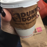 Photo taken at Dunkin Donuts by Batman's Wife on 11/26/2016