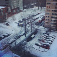 Photo taken at Geosophic HQ by Yurena G. on 12/6/2012