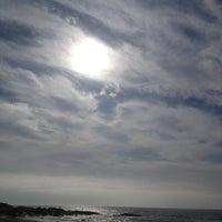 Photo taken at Leisure Bay Beach by Stella U. on 12/23/2012