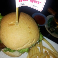 Photo taken at Great Burger @ Hijau by Domincie D. on 11/29/2012