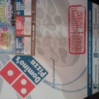 Photo taken at Domino's Pizza by Ferdinand H. on 10/22/2012