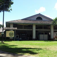 Photo taken at Hawaiian Humane Society by Bruce H. on 10/15/2012