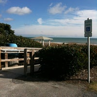 Photo taken at 34th Avenue North Beach by Chris Y. on 12/29/2012