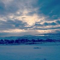 Photo taken at Craig, Colorado by Dave K. on 2/7/2014