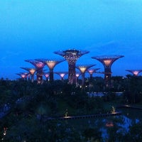 Photo taken at Gardens by the Bay by ❃ dΞ△r ❉. on 4/21/2013