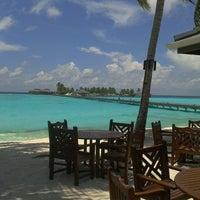 Photo taken at sun island resort & spa family coffee shop by Olga R. on 9/8/2013
