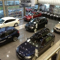 Photo taken at BMW АВТОDOM by Nikita on 11/17/2012