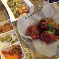 Photo taken at K-Chicken Hauz by Machiko on 10/6/2014