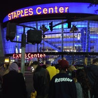 Foto scattata a STAPLES Center da Tony P. il 11/11/2013