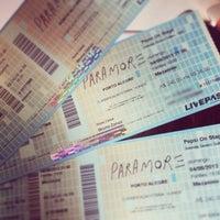 Foto tirada no(a) My Ticket por Bruno Z. em 6/15/2013
