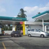 Photo taken at Petronas by Suhaimi S. on 7/7/2013