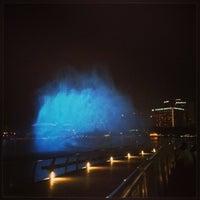 Das Foto wurde bei Wonder Full (Light & Water Show) von Yell S. am 4/14/2013 aufgenommen