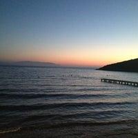 5/25/2013 tarihinde Kader A.ziyaretçi tarafından Tusan Beach Resort'de çekilen fotoğraf