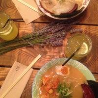 Photo taken at Koku Kitchen Ramen by Masha S. on 7/13/2015