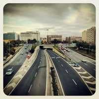 Photo taken at Alacant | Alicante by Javi C. on 3/19/2013