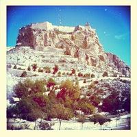 Photo taken at Castillo de Santa Barbara by Javi C. on 3/2/2013