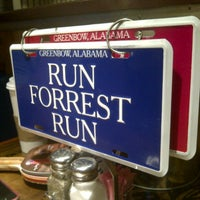 Photo taken at Bubba Gump Shrimp Co. by Kimberly G. on 10/21/2012