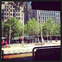 Photo taken at City Square by Ruo on 10/19/2013