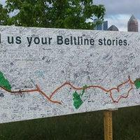 Das Foto wurde bei BeltLine at John Wesley Dobbs von Truth K. am 9/26/2014 aufgenommen