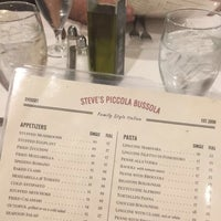 Photo taken at Steve's Piccola Bussola II by Nicole P. on 5/1/2017